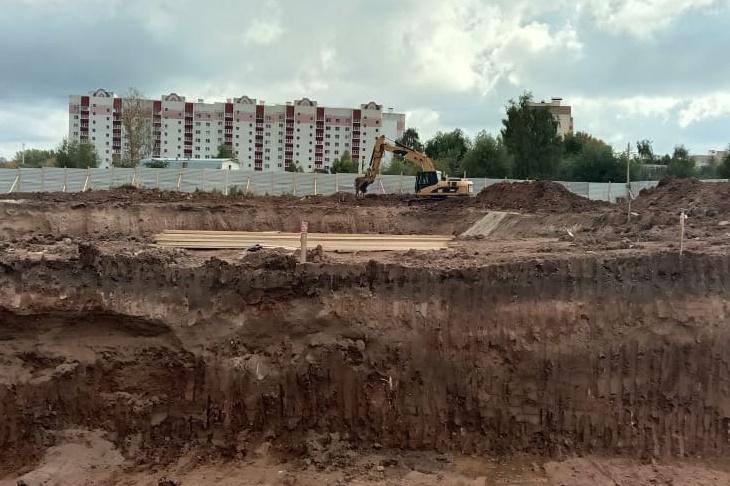 Новая школа будет построена в 2022 году в Дзержинском районе Ярославля