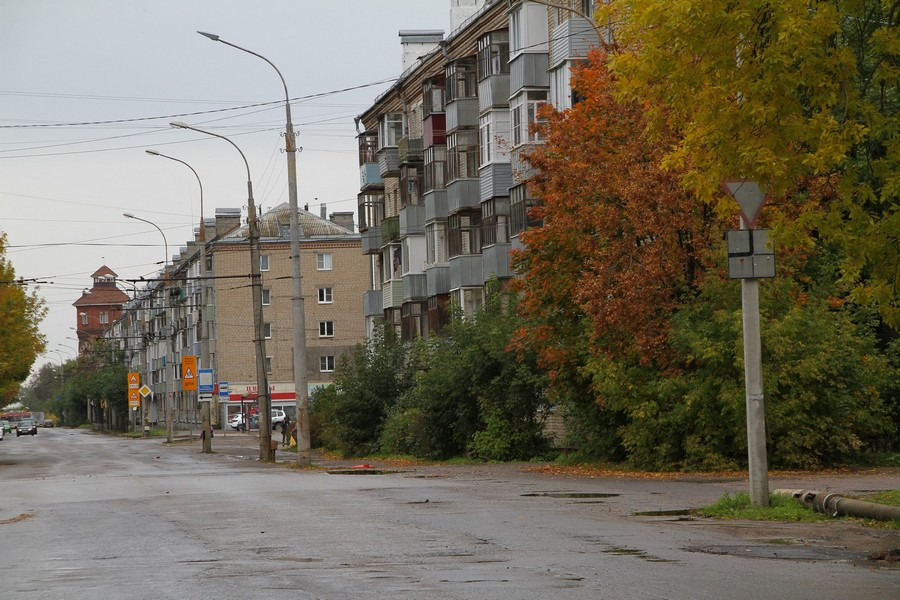 В Рыбинске восстановили систему отопления на Полиграфе