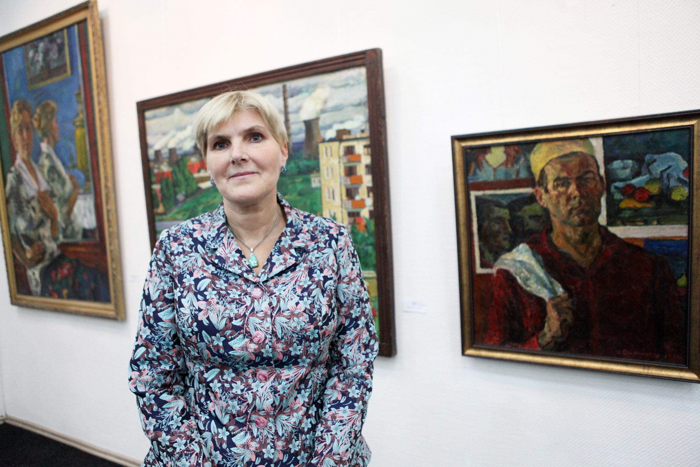В Ярославле открылась мемориальная выставка художника Ивана Овсянникова