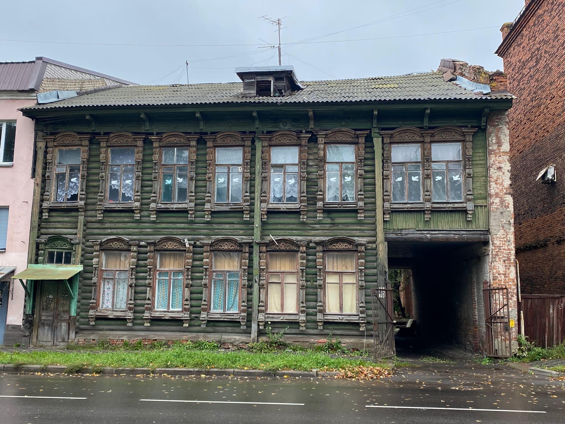В Рыбинске собираются отремонтировать дом Сигсонов