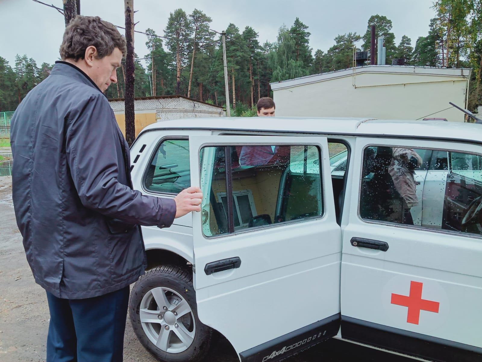 Около 50 единиц оборудования поступит в Борисоглебскую центральную районную больницу