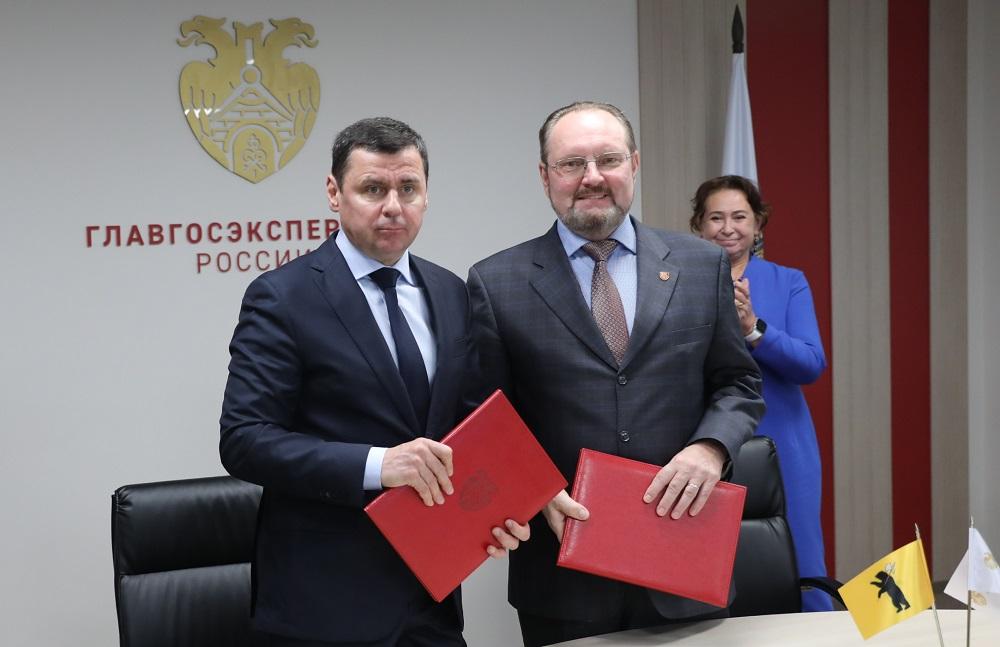 Дмитрий Миронов: «Совместно с Главгосэкспертизой работаем над цифровизацией строительного комплекса»