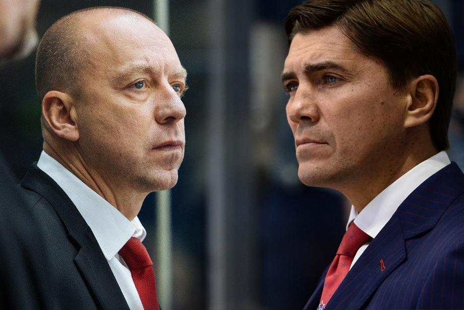 «Локомотив» объявил об увольнении Скабелки и назначении Никитина главным тренером