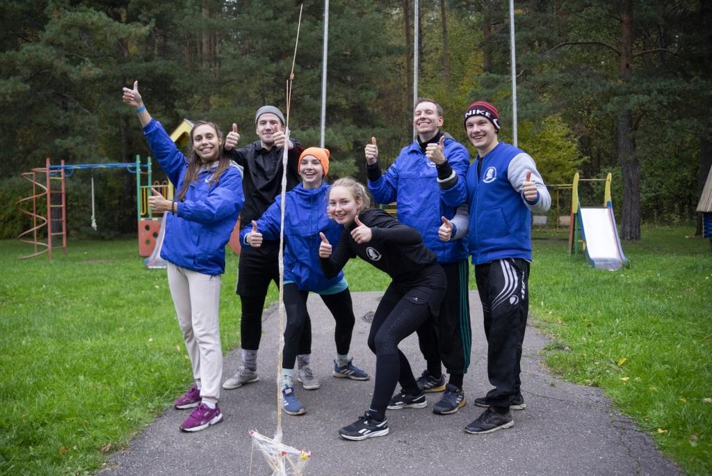 Команды ярославских вузов соревновались в спорте и творчестве на XVIII молодежном фестивале