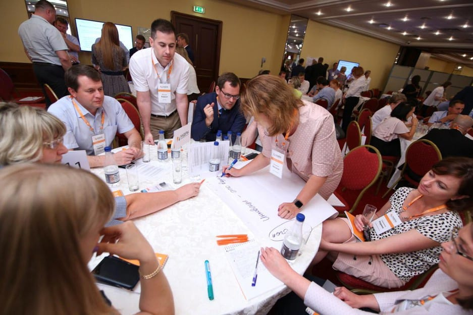 Команда региона борется на втором Всероссийском чемпионате по производительности