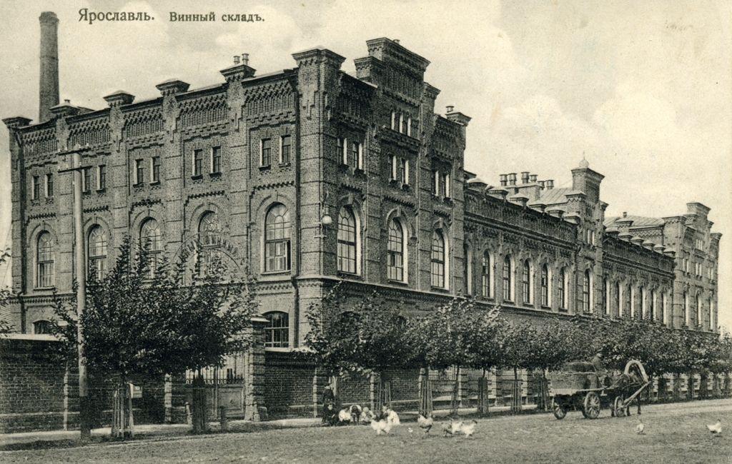 Здания на улице Советской в Ярославле признали памятниками архитектуры