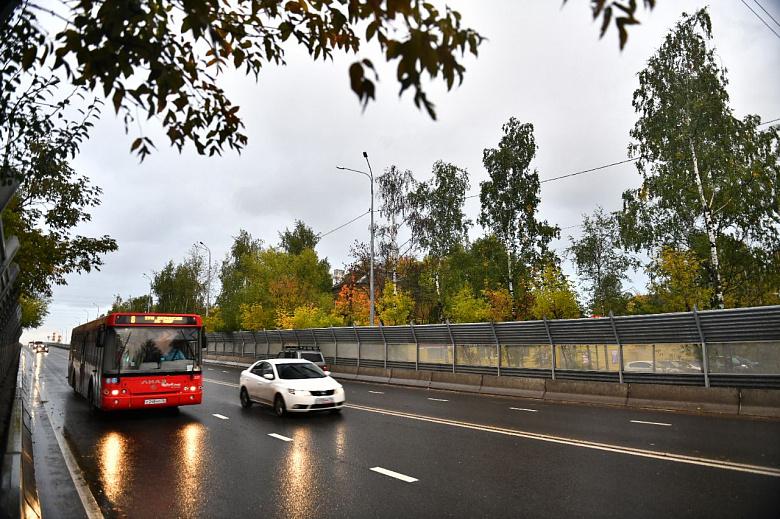 В мэрии Ярославля сообщили о полном открытии Добрынинского моста для транспорта