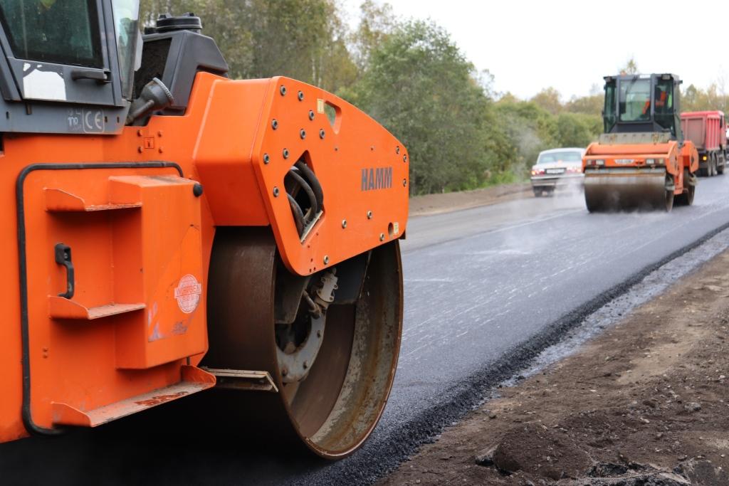 Ремонт дороги Тутаев – Шопша в Ярославской области должны завершить до конца октября