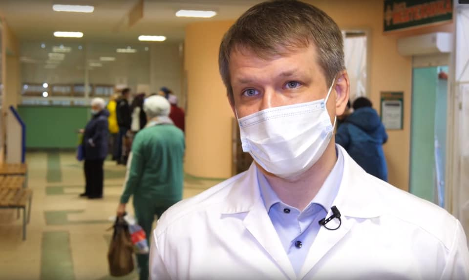 «Мы работаем на пределе своих возможностей»: главврачи больниц региона выступили с обращением к ярославцам