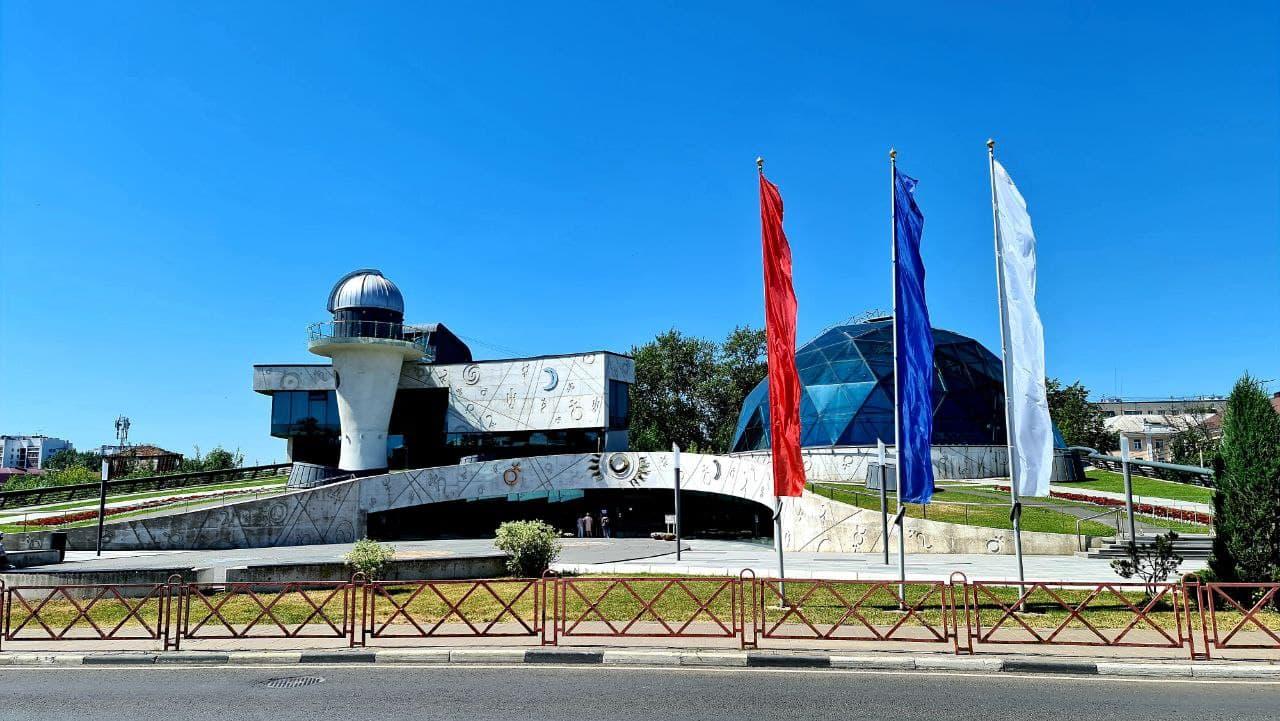 Всемирная неделя космоса отмечается в учреждениях культуры Ярославской области