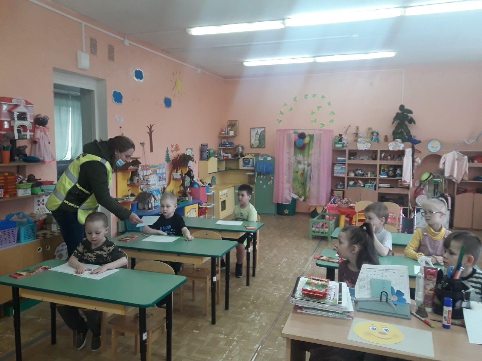 Более 500 школьников Ярославской области приняли участие в информационной кампании «Останови огонь!»