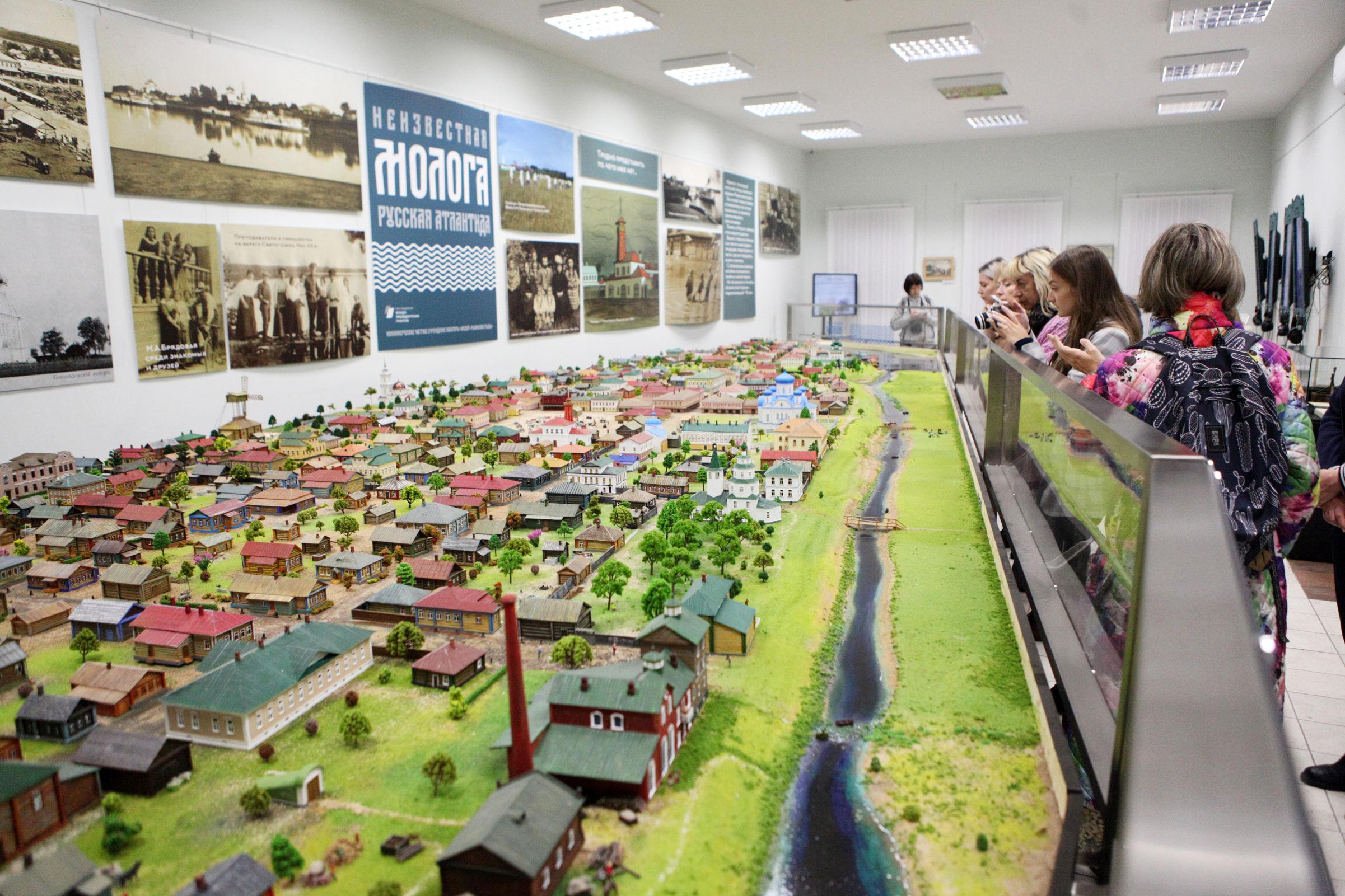 Новые краски старого города. Какие новые музеи можно посетить в Рыбинске