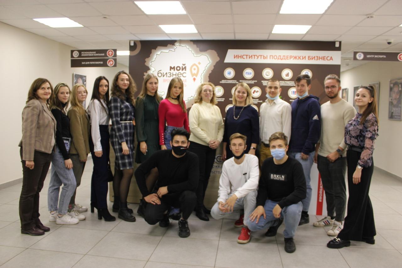 Студенты ЯрГУ помогут ярославским предприятиям найти новые направления экспорта