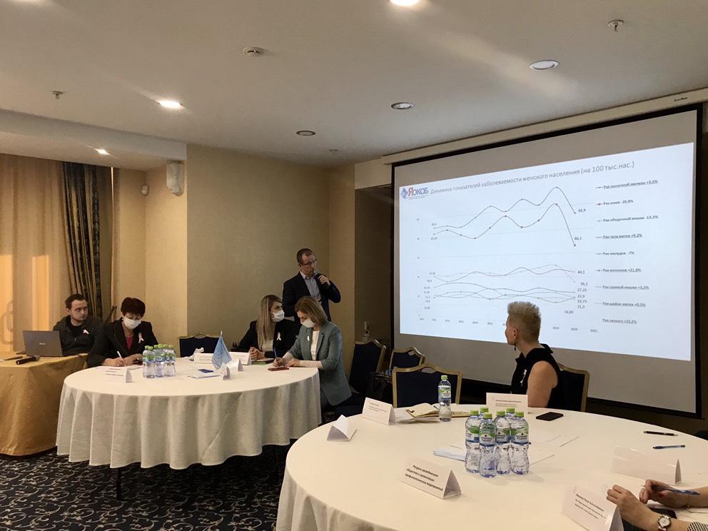 Вопросы профилактики рака молочной железы обсудили на конференции «Здоровье женщины» в Ярославле