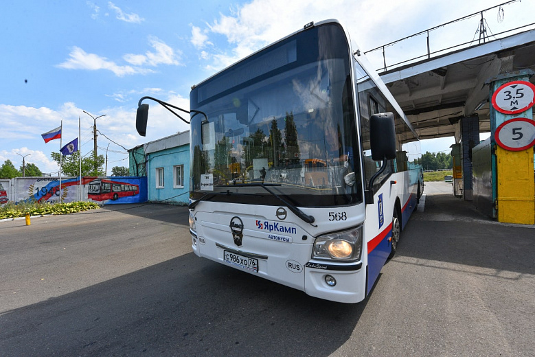В Ярославле по просьбам местных жителей изменят расписание трех автобусов