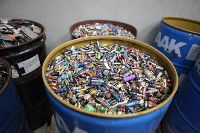 6 тонн батареек утилизировали в Ярославской области с начала года