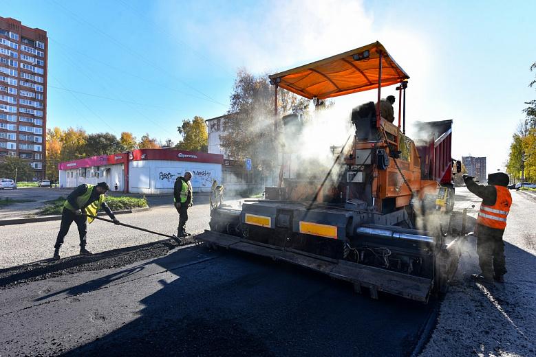 В мэрии Ярославля рассказали, какие улицы отремонтируют большими картами этой осенью