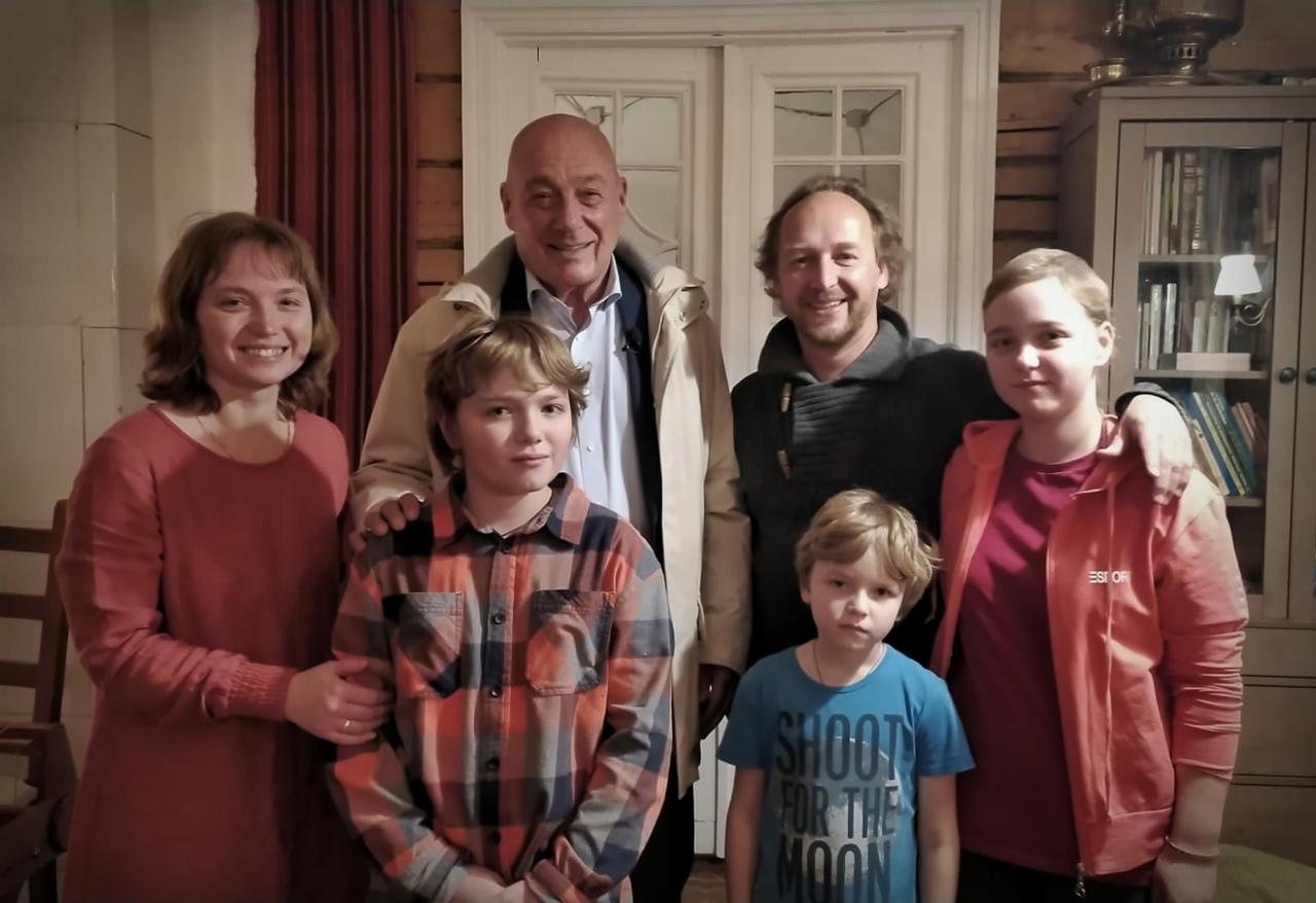 Владимир Познер посетил Рыбинск для съемок телепрограммы