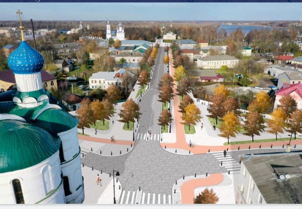 Ярославская область получит почти 3 миллиарда рублей на благоустройство Ярославля и исторических центров Ростова и Углича