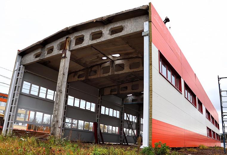 В мэрии Ярославля рассказали, когда в трамвайном депо появится цех техобслуживания троллейбусов