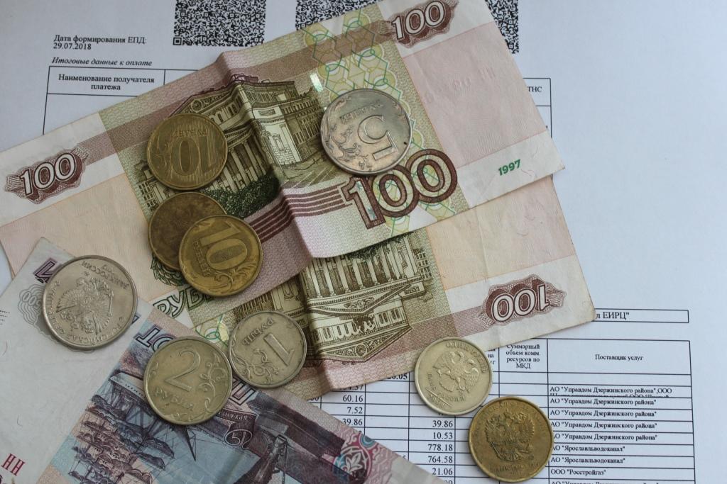 Из-за халатности управдома у жительницы Рыбинска приставы списывали часть пенсии