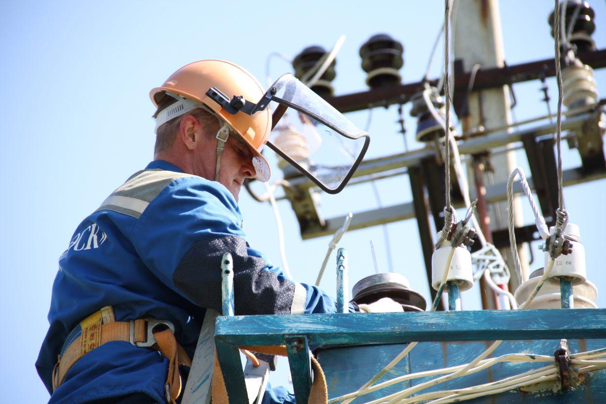335,2 км региональных линий электропередачи отремонтируют до конца года