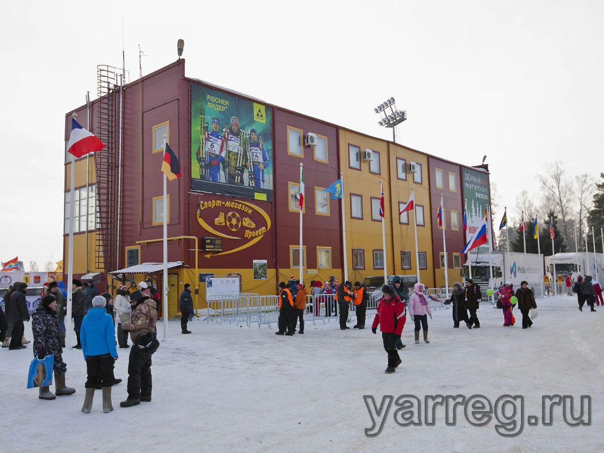 В Ярославской области проезд на лыжный марафон могут ограничить