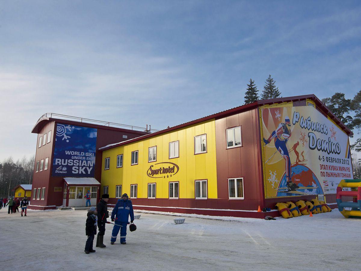 Биатлонное стрельбище в «Демино» и культурный центр «Ювента» в Переславле сдадут до конца года