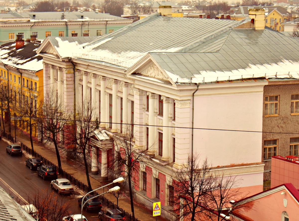 В Ярославской области усилили контроль за содержанием фасадов нежилых зданий