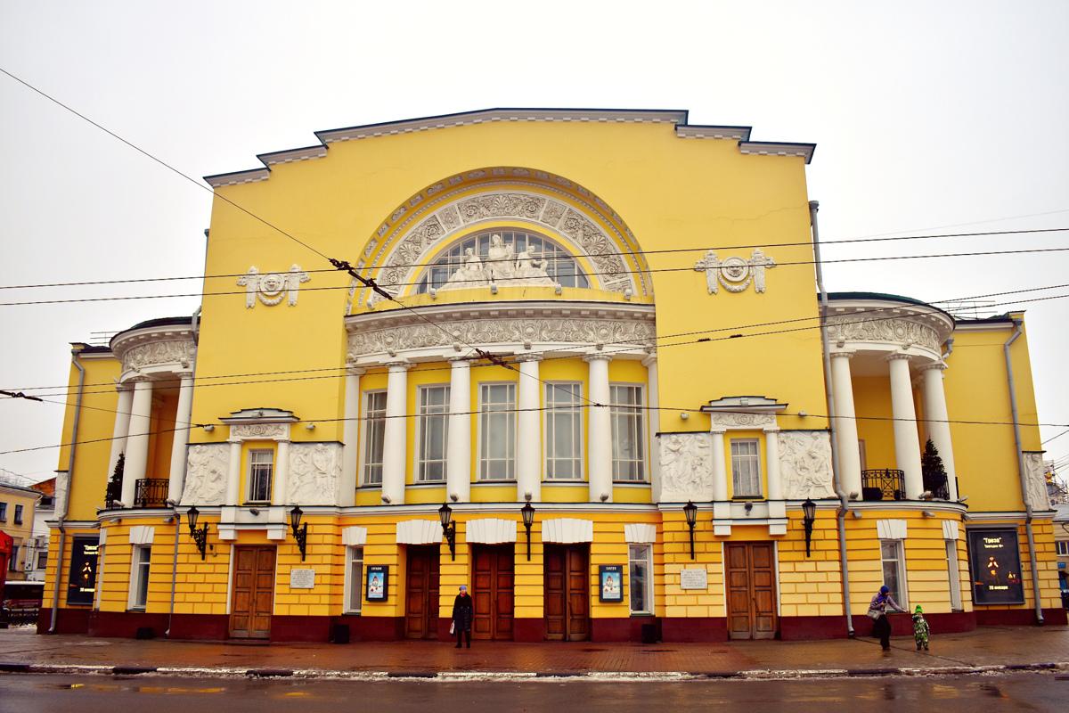 Волковский театр вошел в двадцатку самых дорогих, по версии Forbes