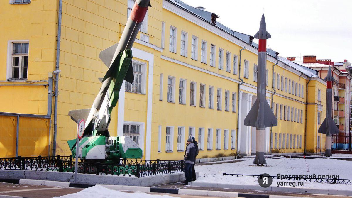 Воспитанники ярославского кадетского колледжа отправятся на военно-полевые сборы