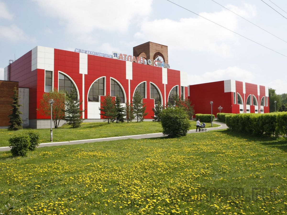 Бассейн спорткомплекса «Атлант» в Ярославле исправил выявленные нарушения