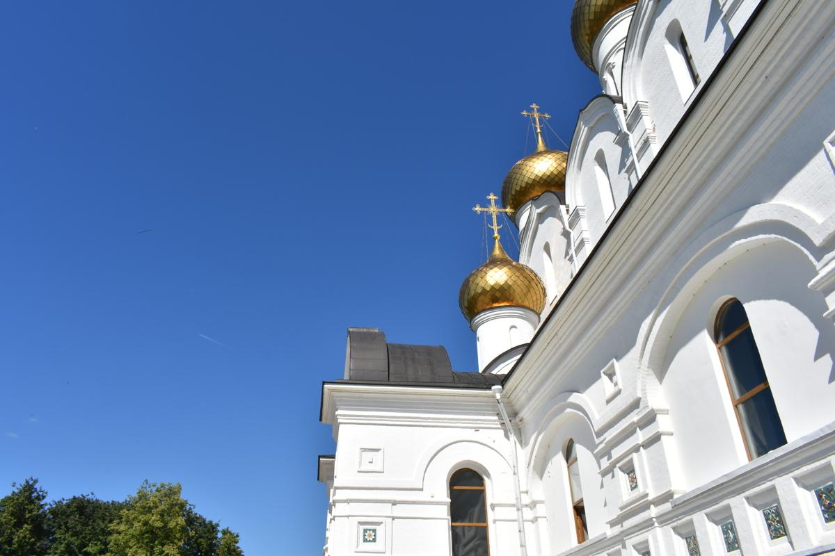 В Ярославль прибудут мощи почитаемого во всем христианском мире святого