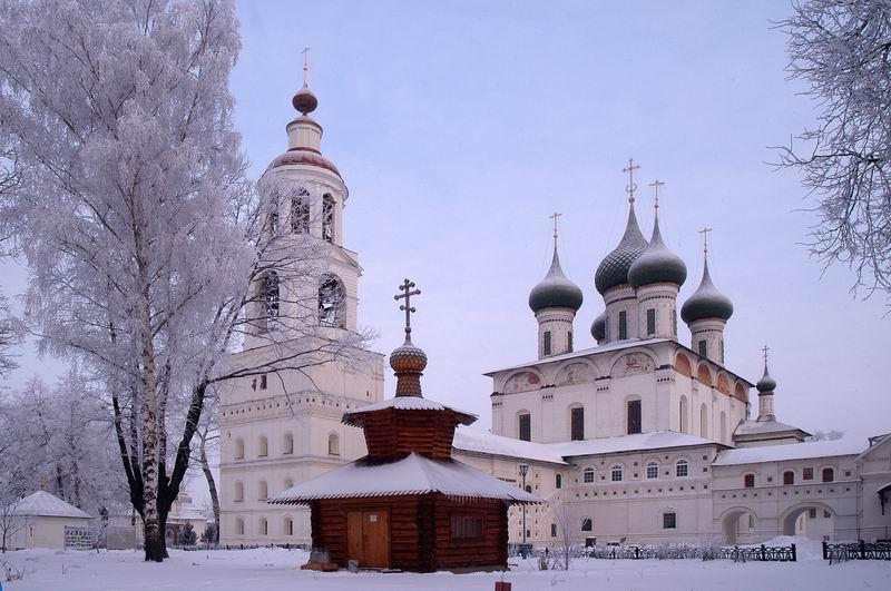 На Крещение в Ярославле ограничат движение транспорта