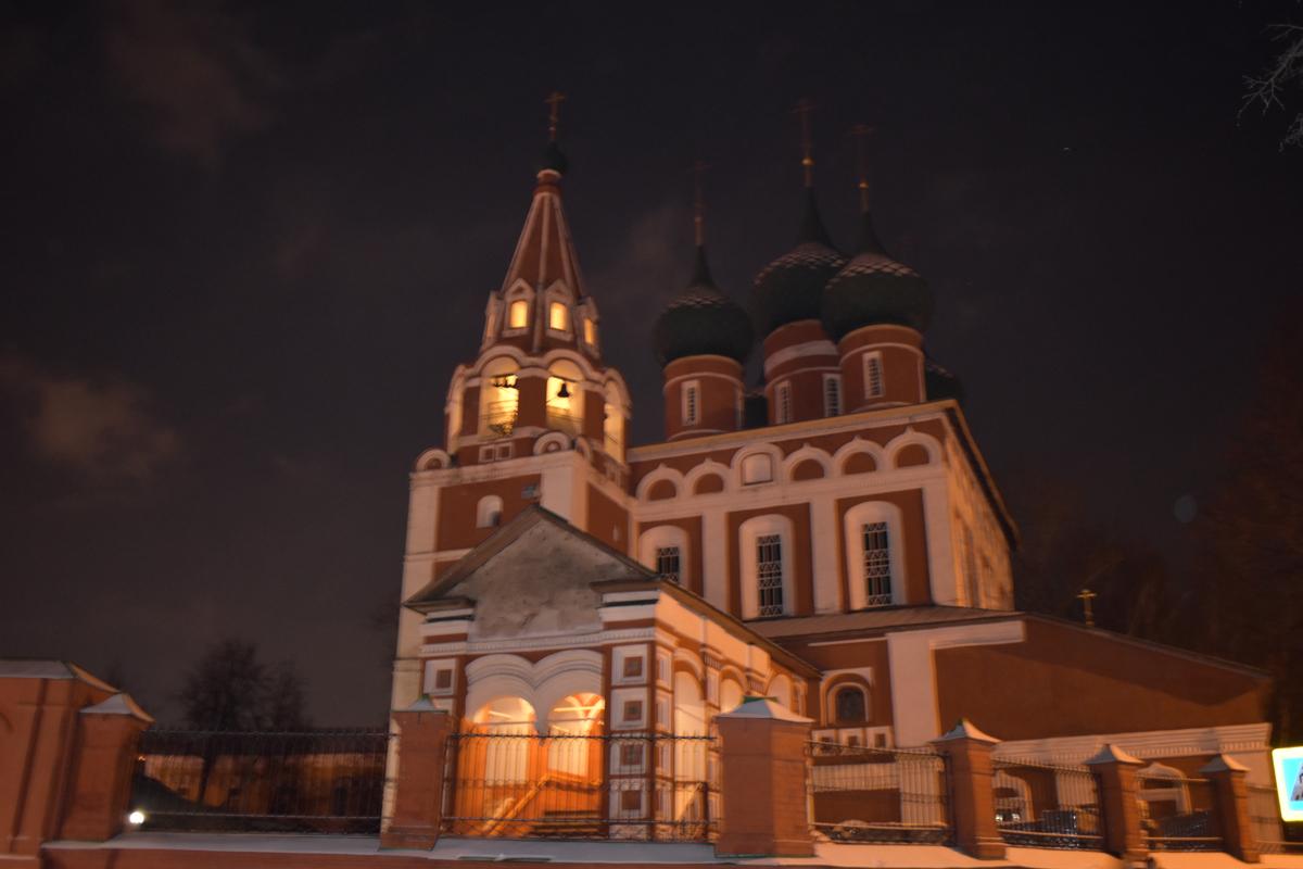 В храмах и монастырях Ярославля пройдут Рождественские службы: полное расписание