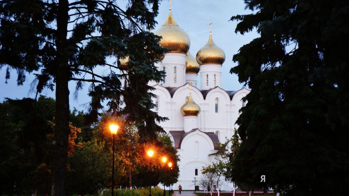 В Ярославль привезут ковчег с мощами святого равноапостольного князя Владимира