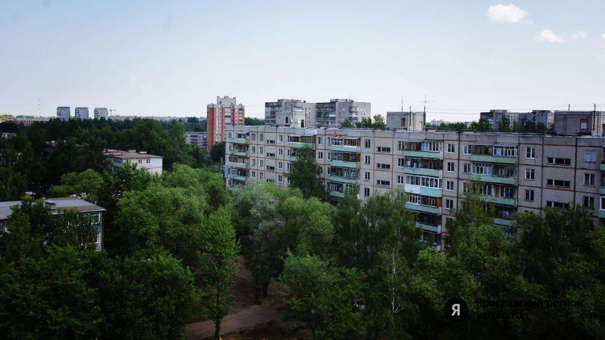 В Ярославле снизилась стоимость вторичного жилья