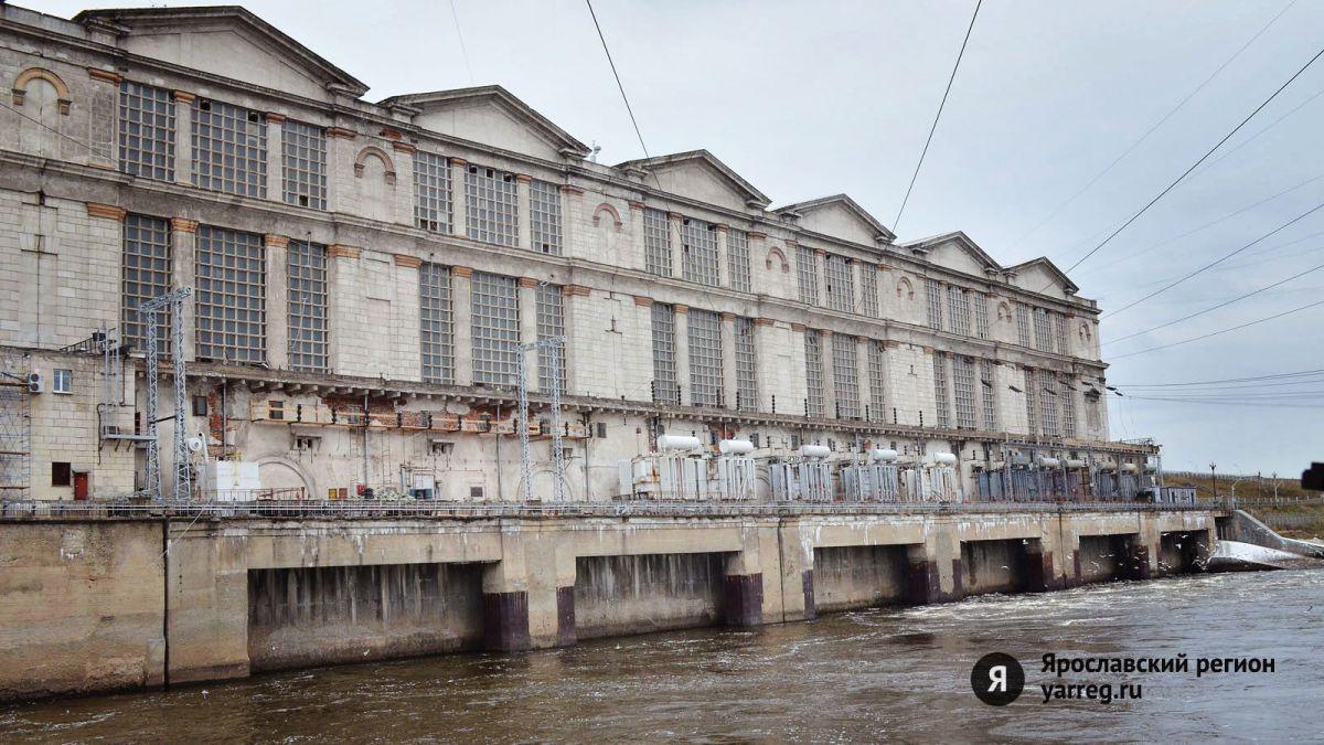 На Рыбинской и Угличской ГЭС сделали капремонт гидроагрегатов