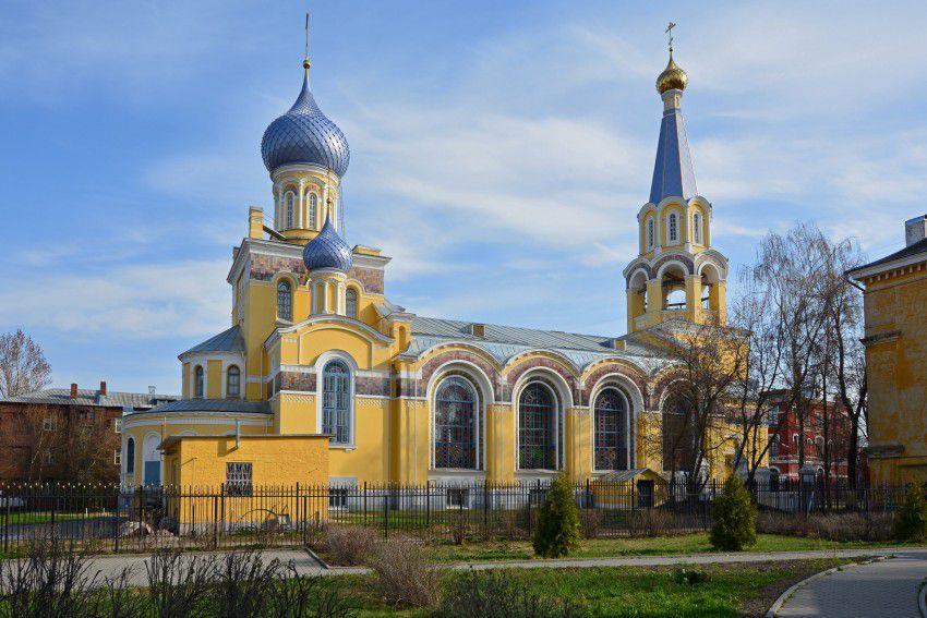 5 августа в храме Андрея Критского состоится первая служба