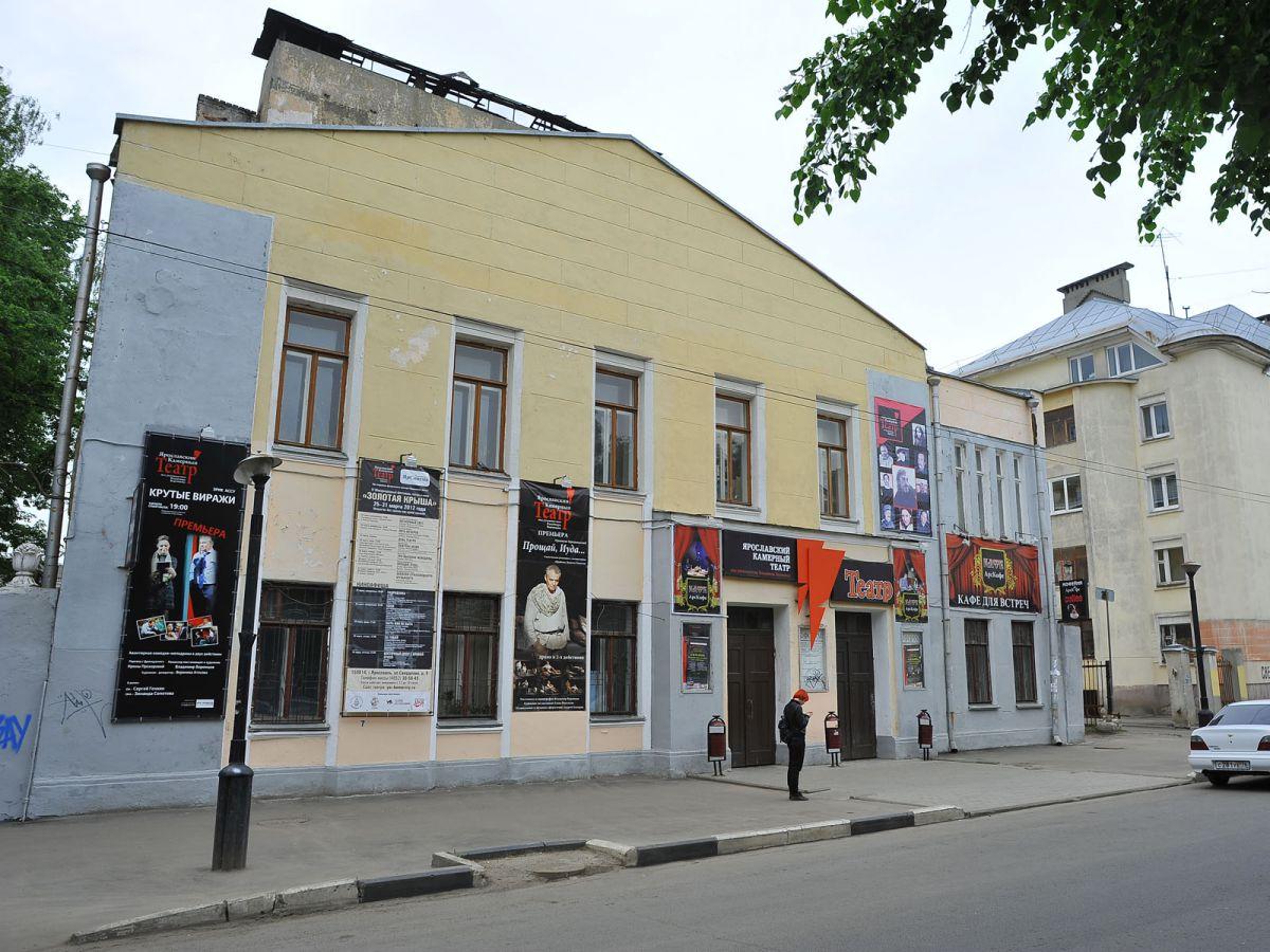 В камерном театре покажут фильм «Каменный гость Чапаева»