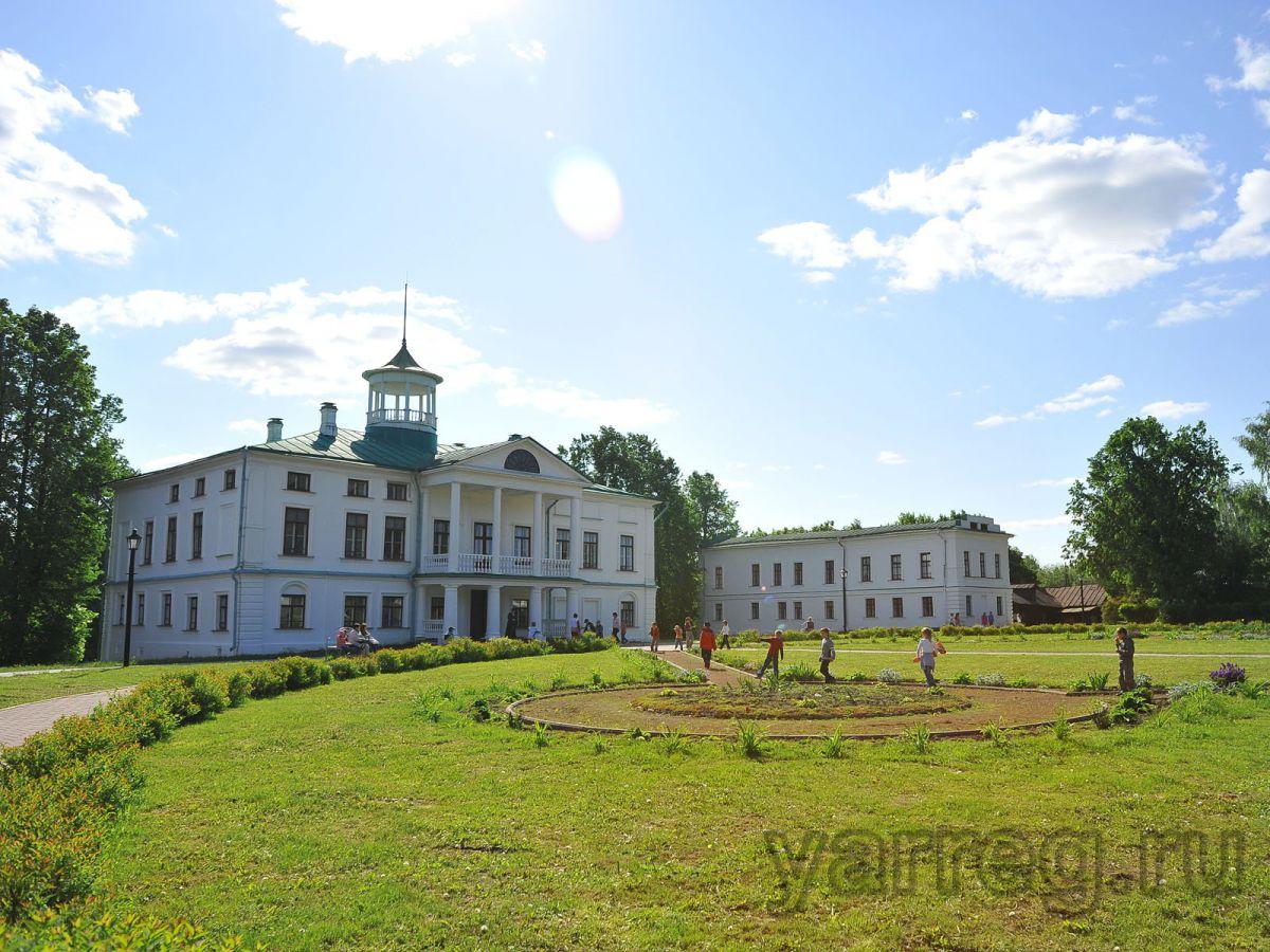Музей-заповедник «Карабиха» проведет для ярославцев театрализованную программу