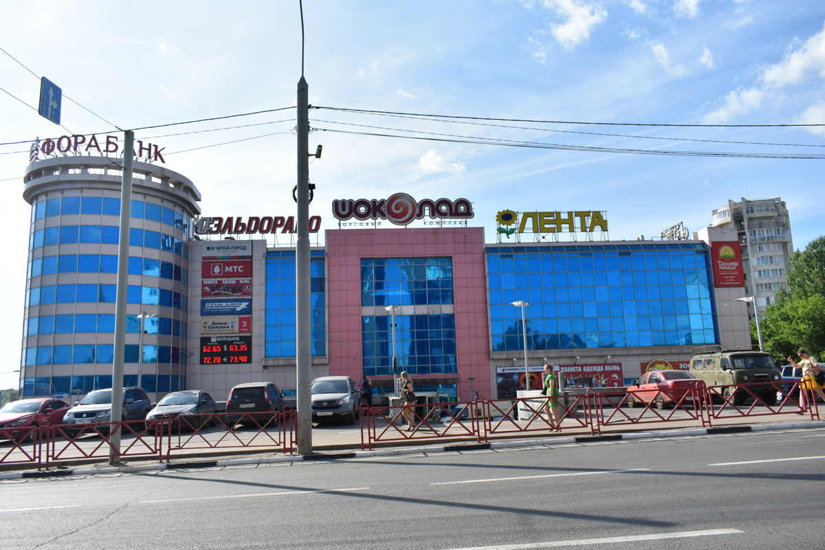Москвич предстанет перед судом за серию краж из торговых центров в Ярославле