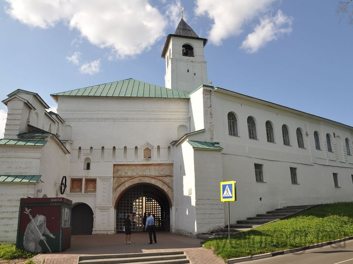 Ярославские и рыбинский музеи в списке самых посещаемых музеев страны