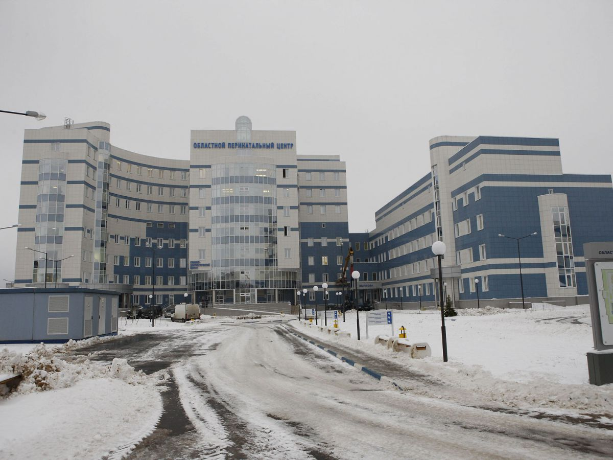 За январские каникулы в Ярославском перинатальном центре родились 104 ребенка