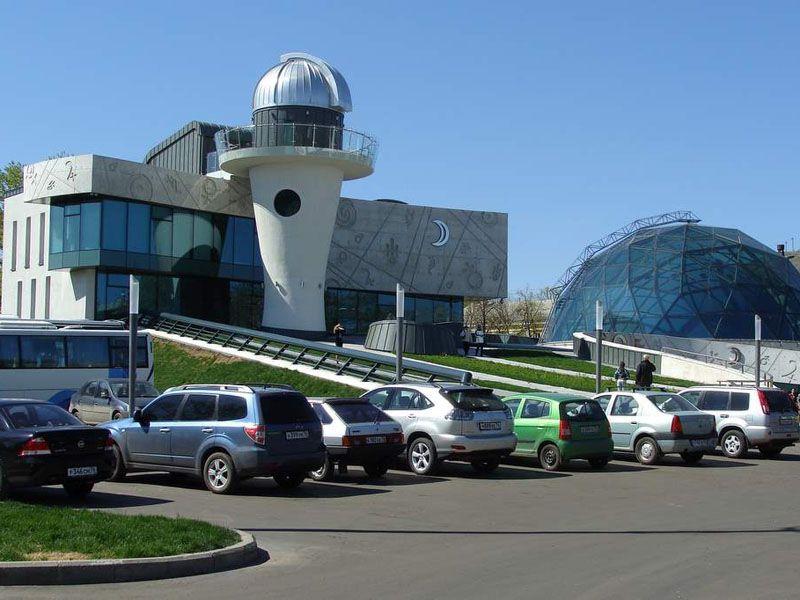 В Ярославском планетарии пройдет цикл бесплатных вечерних мероприятий