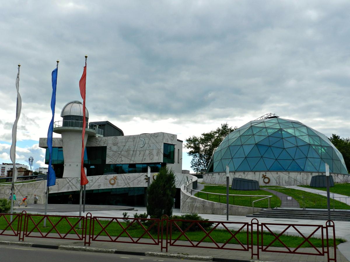 В ярославском планетарии начались мероприятия, посвященные Всемирной неделе космоса