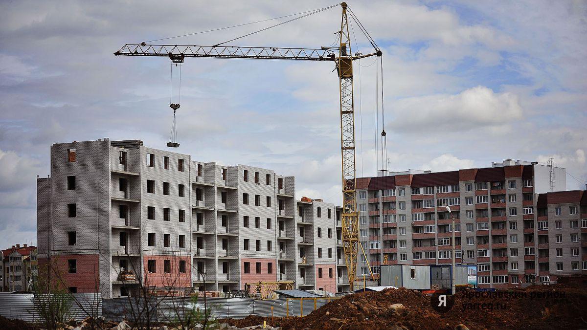 Застройщиков в Ярославле обязали навести порядок на стройплощадках