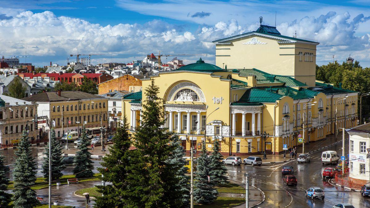 Ярославль вошел в топ-20 российских городов, популярных у туристов в 2015 году