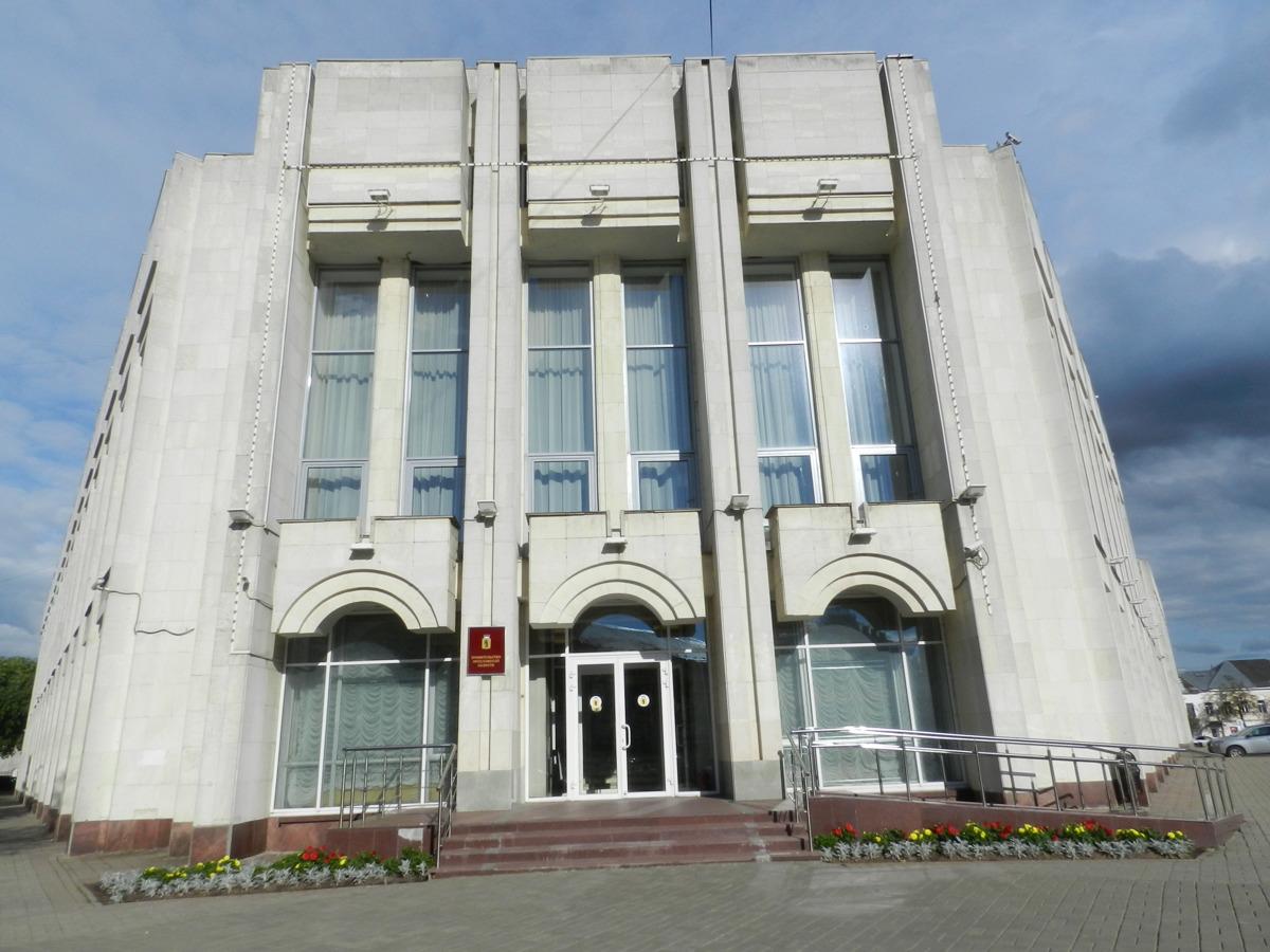 Правительство Ярославской области оценило работу своих департаментов