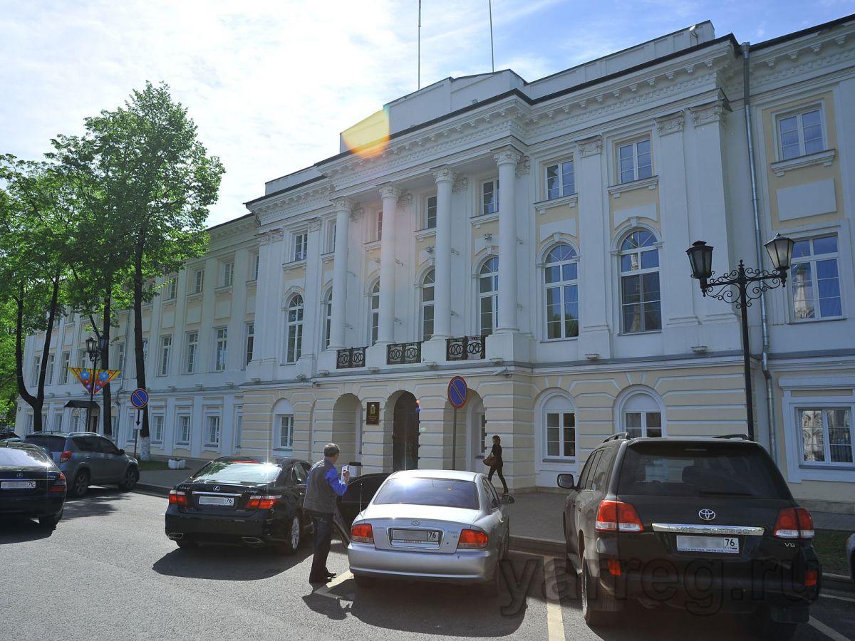 Ярославские парламентарии добавили денег на ремонт школы в Рыбинске